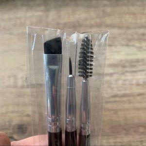 NWT AESTHETICA Pro Series 3PC Brush Set